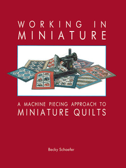 Working in Miniature PrintonDemand Edition