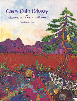 Crazy Quilt Odyssey Print-on-Demand Edition