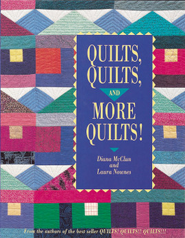Quilts Quilts and More Quilts! Print-on-Demand Edition