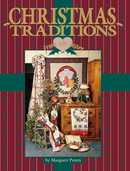 Christmas Traditions from the Heart Vol. 1 Print-on-Demand Edition