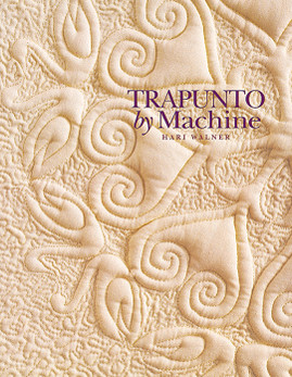 Trapunto by Machine Print-on-Demand Edition