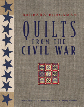 Quilts from the Civil War Print-on-Demand Edition