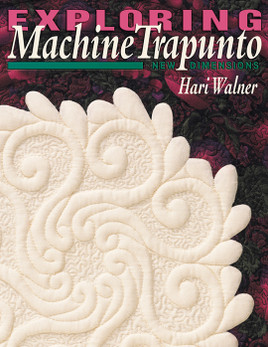Exploring Machine Trapunto Print-on-Demand Edition
