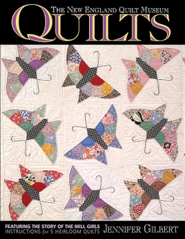 The New England Quilt Museum Quilts PrintonDemand Edition