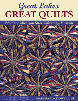 Great Lakes Great Quilts Print-on-Demand Edition
