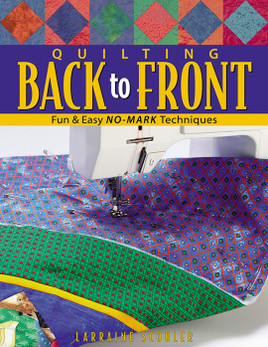 Quilting Back to Front Print-on-Demand Edition