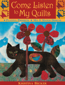 Come Listen to My Quilts Print-on-Demand Edition