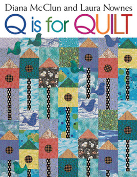 Q is for Quilt Print-on-Demand Edition