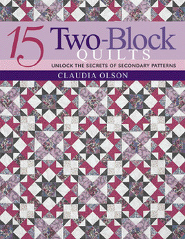 15 Two-Block Quilts Print-on-Demand Edition