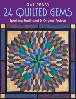 24 Quilted Gems Print-on-Demand Edition