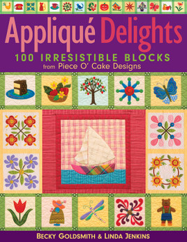Applique Delights Print-on-Demand Edition