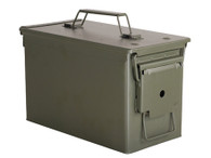 New 50 Cal Ammo Can OD Green