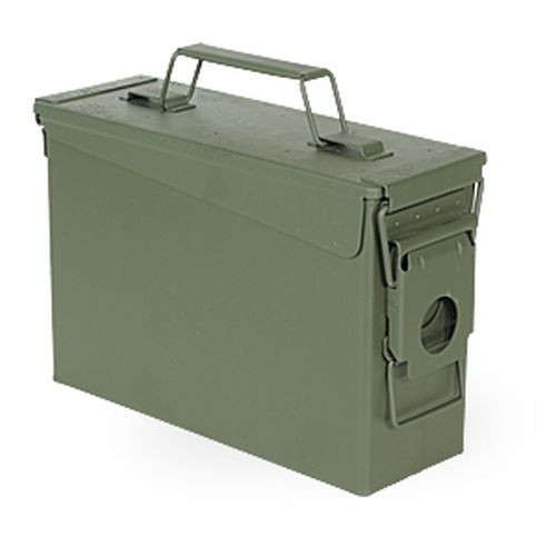 New 30 Cal Ammo Can