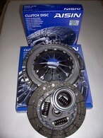 Daihatsu HiJet  S83P  Clutch Kit.  Includes Clutch Cover (Pressure Plate, Clutch Disc, Throwout Bearing.