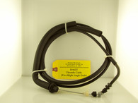 Throttle Cable Suzuki Carry DA62T (with 2 Right Angle Ends)