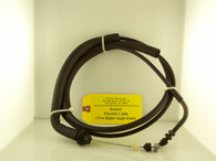 Throttle Cable Suizuki Carry DA63T (with 2 Right Angled Ends)