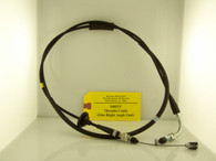 Throttle Cable Suzuki Carry DB52T (with one Right angled End)