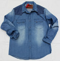 Denim Shirt KG3054
