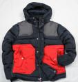 KG7403 - Colorblock Zipper Jacket