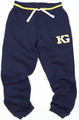 KG151004 FLEECE PANTS NAVY