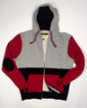 KG161003 FRENCH TERRY HOODY RED