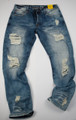 KG2429 ARTIC RIP DENIM JEANS