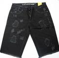 KG2348 NIOR Denim Shorts