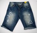 KG2346 ROVER TINT Denim Shorts