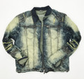 BLASTED BLUE MOTOR DENIM JACKET KG7660