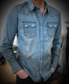 Denim Shirt KG4740 BLUE TINT