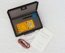 MSI-120 Gaussmeter with optional hard-shell carry case