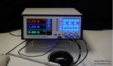 Bell 8010 or 8030 Gaussmeter
