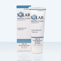 Solar Protection Formula SPF58