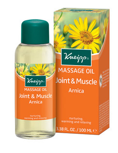 Joint & Muscle Massage Oil: Arnica
