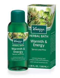 Warmth & Energy Bath: Spruce and Pine Bath