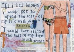 Started Life Sooner Card