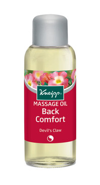 Devil's Claw Back Comfort Massage Oil