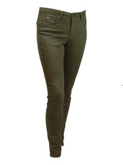 True Slim Jeans by Impulse Army Green