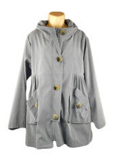 Rainy Breezy Fashion Jacket Blue