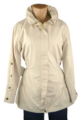 Ivory Lightweight Jacket by Flair