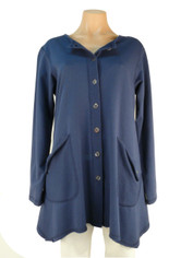 Color Me Cotton Alex Shirt/Jacket Navy