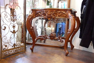 Beautiful Hand Carved Antique Table