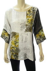 Inspired Silk Blouse by Dressori