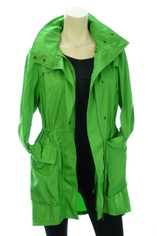 Stylish Anarok Jacket in Kelly Green
