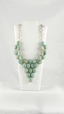 Amazonite Blue Necklace