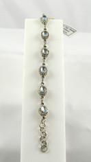 Ice Blue Topaz Bracelet