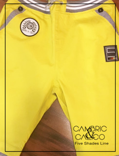 Five Shades Bright Yellow Cargo Trunks