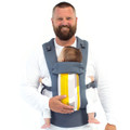 Beco Baby Carrier Gemini Charlie Grey Brand New In Box Free Shipping