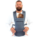 Beco Baby Carrier Gemini Grey Brand New In Box Free Shipping