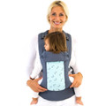 Beco Baby Carrier Gemini Levi Grey Brand New In Box Free Shipping